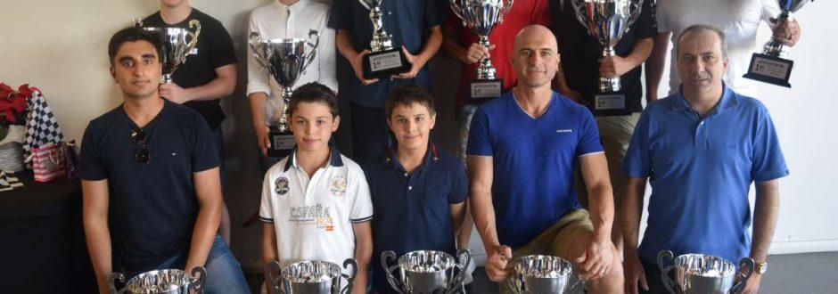 2018 Club Championship Presentation