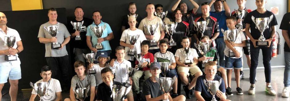 North Shore Kart Club 2020 Championship Presentation