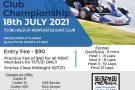 NORTH SHORE KART CLUB – CLUB CHAMPIONSHIP RND 5 – AT NEWCASTLE 18TH JULY